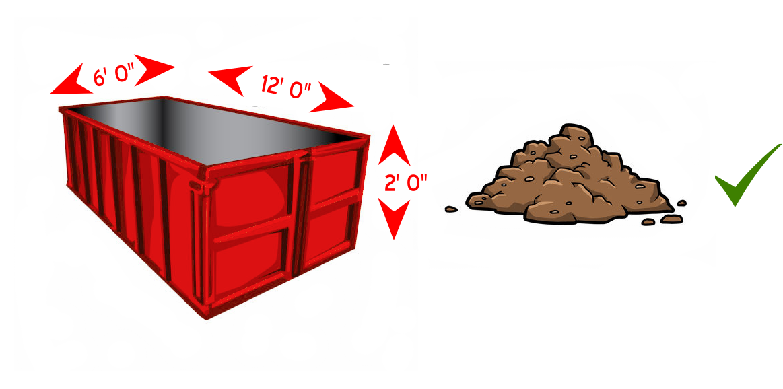 Clean Dirt Bins