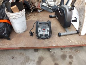 battery Powered Tools Removal