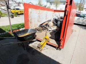 Mechanic Tools Removal